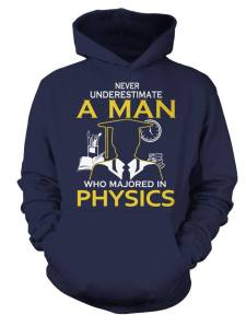 Physics man